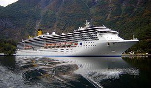 Koronawirus. Zarażonych jest już blisko 150 członków załogi włoskiego statku wycieczkowego Costa Atlantica