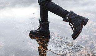 Zimą buty przemakają najczęściej