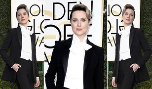 LOOK OF THE DAY: Evan Rachel Wood w garniturze Altuzarra