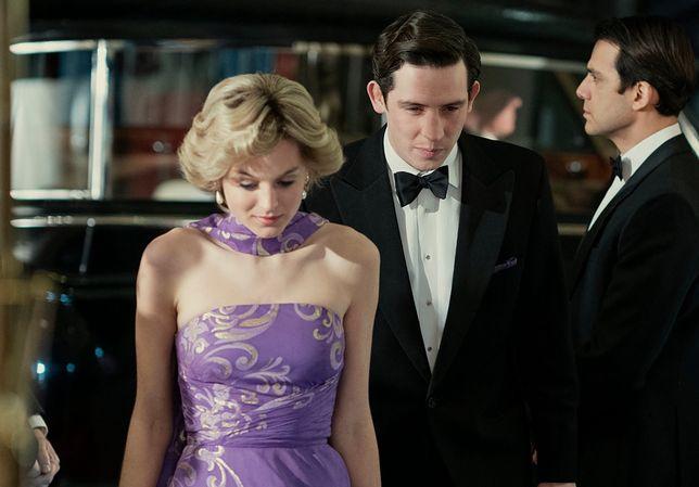 """Serialowa Diana i Karol w """"The Crown"""""""