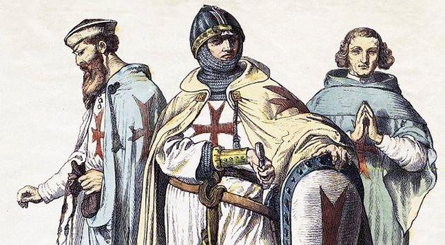 Templariusze to nie tylko rycerze i mroki średniowiecza, ale także całkiem sprawne usługi bankowe.