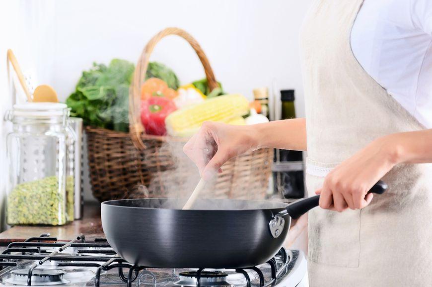 Nieostrożne gotowanie