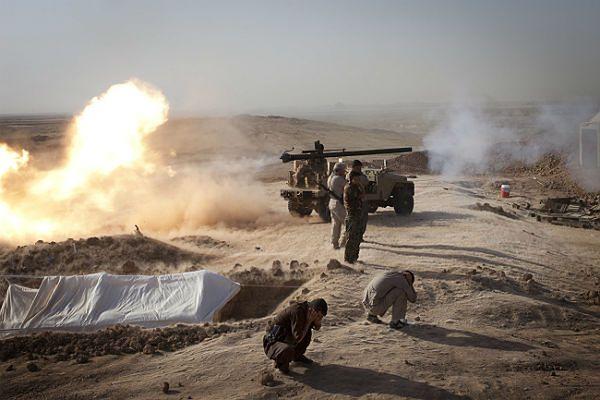 Broń chemiczna z czasów Saddama Husajna może wpaść w ręce islamistów