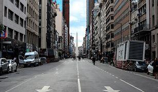 Argentyna: trzęsienie ziemi w Buenos Aires