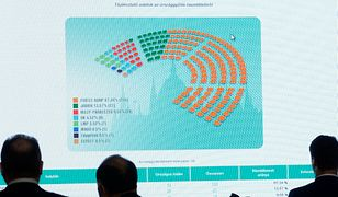 Koalicja partii Victora Orbana Fidesz i Chrześcijańsko-Demokratyczna Partia Ludowa zdobyły 133 ze 199 mandatów w węgierskim parlamencie