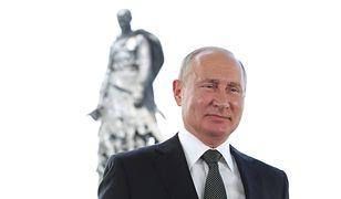 Prezydent Federacji Rosyjskiej Władimir Putin (zdj. arch.)