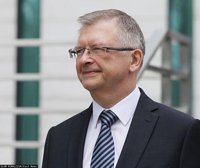 Ambasador Rosji Siergiej Andriejew twierdzi, że Warszawa ma złe stosunki z Moskwą