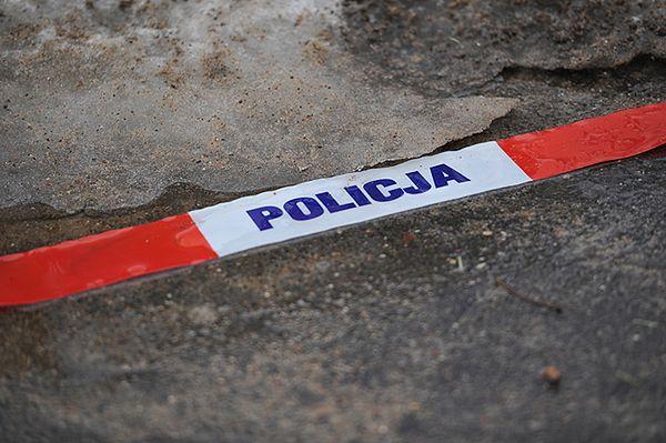 Śmiertelny wypadek na budowie w Warszawie. Robotnik spadł z siódmego piętra