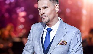 Krzysztof Ibisz poprosił na imprezie Polsatu o minutę ciszy dla Piotra Woźniaka-Staraka