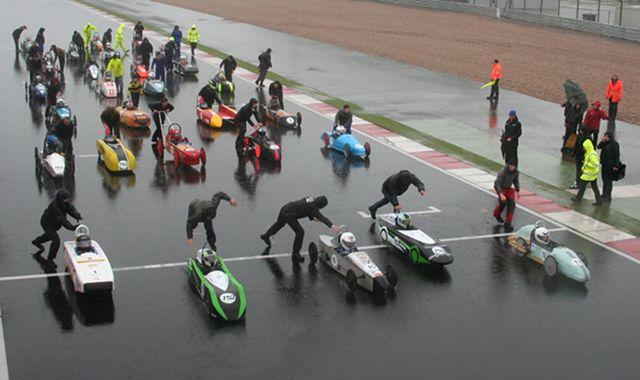 Polscy studenci wygrali na Silverstone
