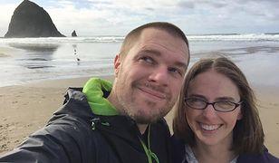 Clint ze swoją żoną Mel