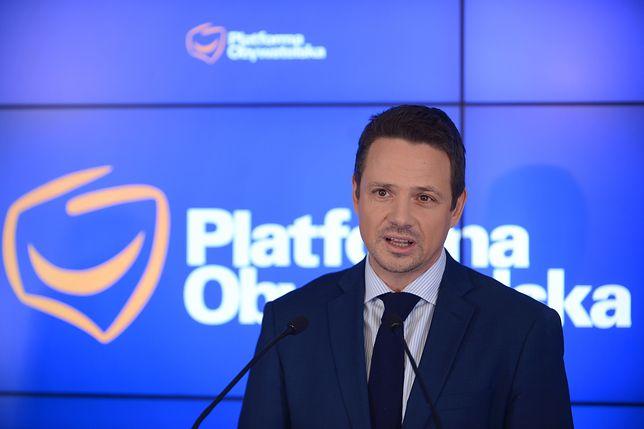 Kandydatura Rafała Trzaskowskiego dla wielu jest zaskoczeniem