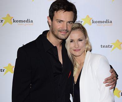 Mikołaj Krawczyk i Sylwia Juszczak są parą od 2016 r.