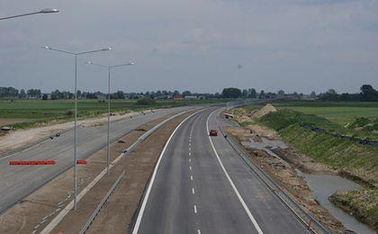 Autostrada A2 czeka na odbiory. Do zamknięcia inwestycji brakuje zaledwie 1 proc.