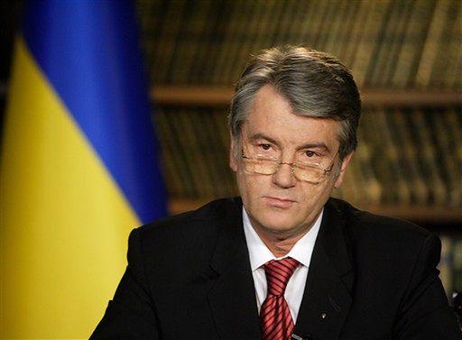 Juszczenko: porozumienie z Gazpromem do 7 stycznia