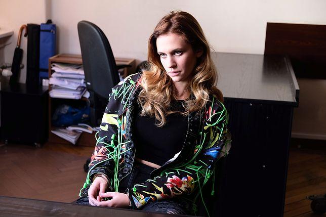 """Aleksandra Grabowska to nowa muza Vegi. """"Dziwi mnie, że komuś chce się wylewać jad"""""""
