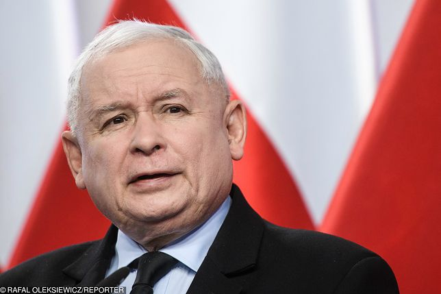 Jarosław Kaczyński skomentował tzw. aferę samolotową