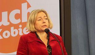 Wanda Nowicka jest politykiem bezpartyjnym