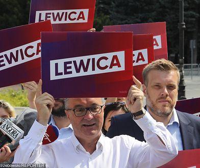 """Wybory parlamentarne 2019. Miał być komitet pod nazwą """"Lewica"""""""