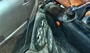 Wypadek z udziałem szefa CBA
