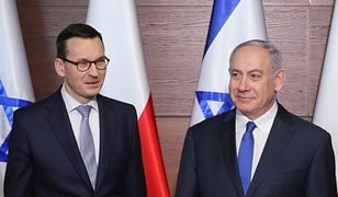 Kolejne zamieszanie dyplomatyczne na linii Polska-Izrael.