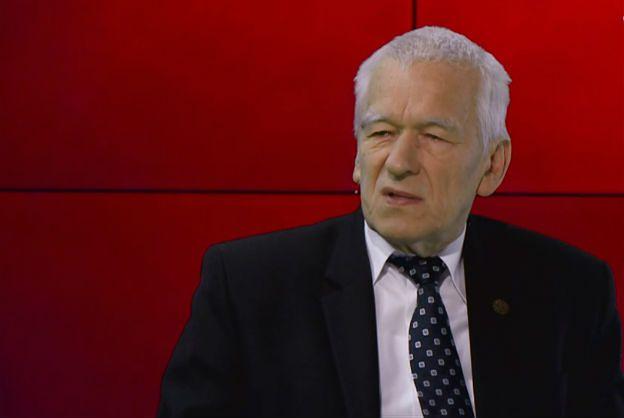 Kornel Morawiecki u Jacka Gądka o poparciu polskich władz dla kandydatury Donalda Tuska na szefa RE: jeżeli to jedyny kandydat, to powinno być