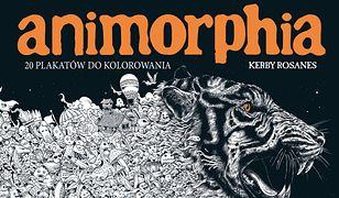 ANIMORPHIA. 20 plakatów do kolorowania