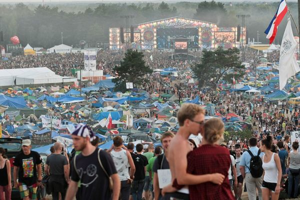 Rekord Guinnessa pobity na XX Przystanku Woodstock