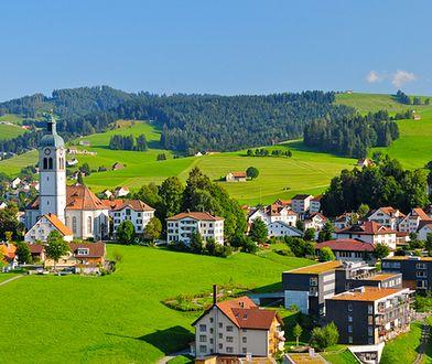Appenzell - nieodkryta perła Szwajcarii