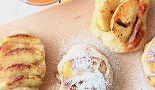 Racuchy z jabłkami. Tradycyjna receptura prababci