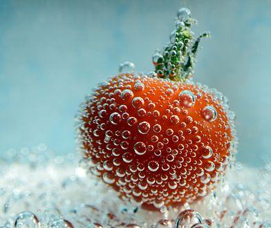 Ozonowanie żywności ochroni przed jej zanieczyszczeniem.