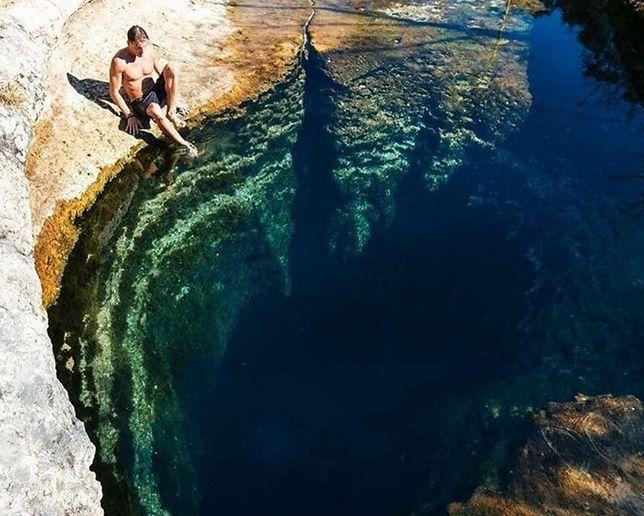 Studnia Jakuba. Niezwykłe kąpielisko w USA