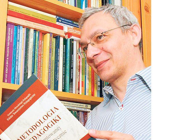 Atak na profesora Śliwerskiego zakończył się przed sądem