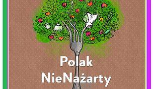 """O kuchni polskiej nieco z innej strony, czyli nowa książka Gosi Molskiej """"Polak NieNażarty""""."""