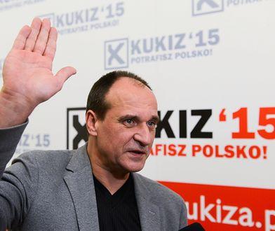 Paweł Kukiz nie przepada za zastępcą Mariusza Błaszczaka