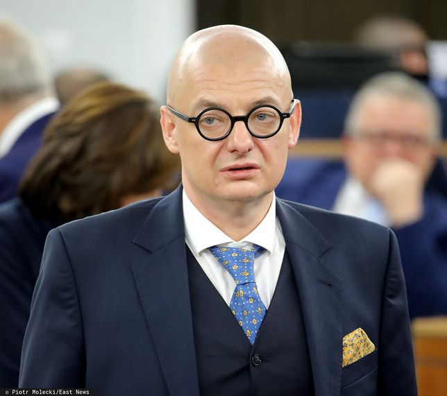 """""""Narracja mocno wygięta w radykalną stronę"""". Michał Kamiński: to Dudzie nie pomaga"""