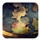 Map for Game of Thrones icon