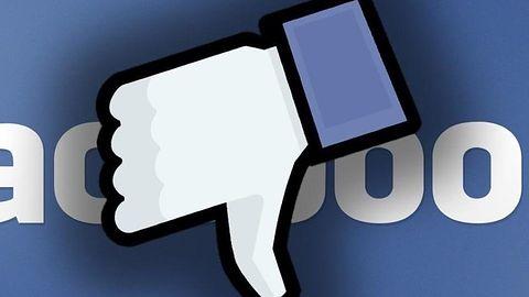 Łapka w dół – Facebook testuje nową reakcję na treści w serwisie