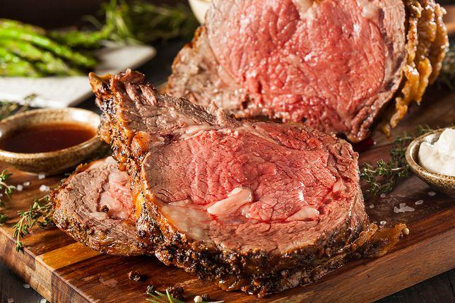 Pieczeń wołowa: gdy wino spotyka mięso