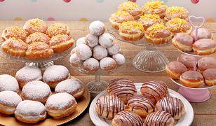 Tłusty Czwartek: pączki, oponki, faworki. Ile mają kalorii?