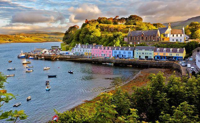 Szkocja - kraj z wielką historią