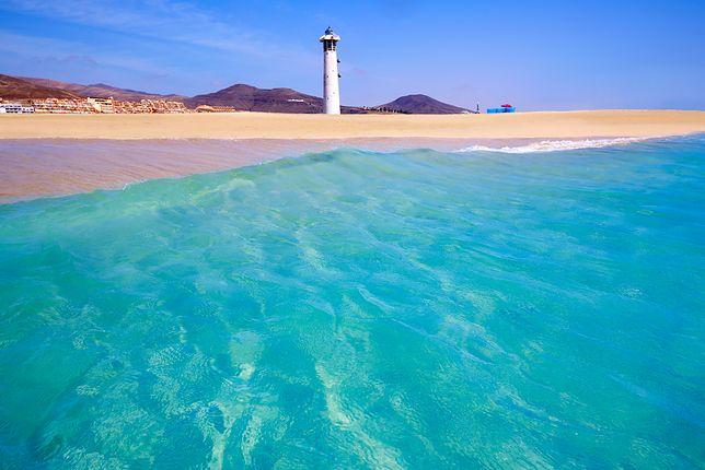 Okazja dnia. Fuerteventura first minute taniej