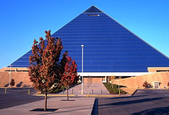 Piramida w Memphis, Stany Zjednoczone