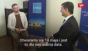 """Grecja jest gotowa na otwarcie sezonu. Minister turystyki: """"Czekamy na Polaków"""""""
