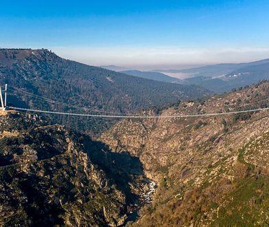Portugalia. Otwarto najdłuższy most wiszący na świecie
