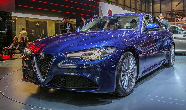 Alfa Romeo Giulia: na podbój klasy premium