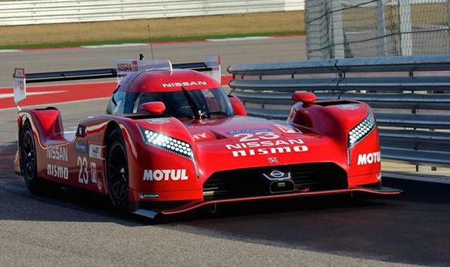 Bolid Nissana na Le Mans: to wyścigówka z napędem... na przód