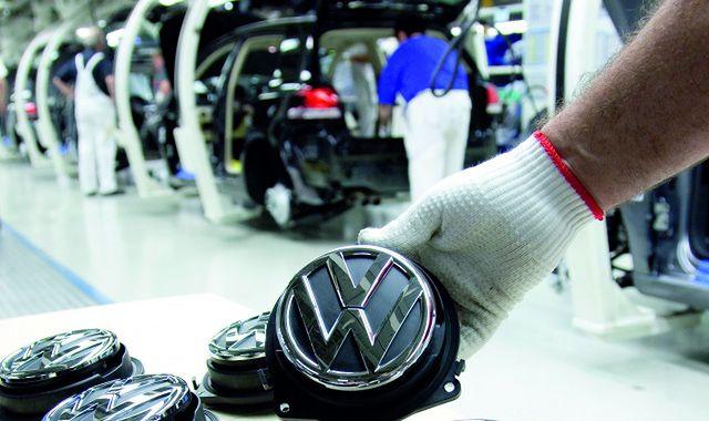 2,6 mln Volkswagenów do poprawki