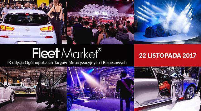 Relacja z Targów Motoryzacyjnych i Biznesowych Fleet Market 2017