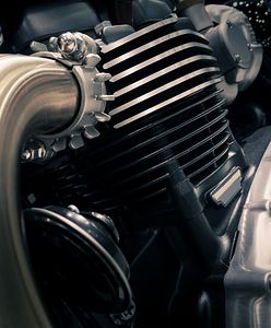 Jest kilka powodów, dlaczego nie ma motocykli z silnikami Diesla